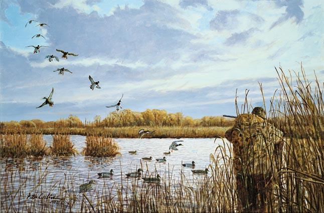 Goose Painting Uk